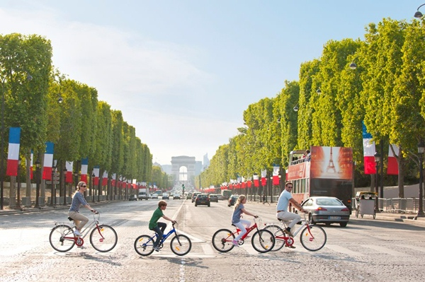 Printemps à Paris