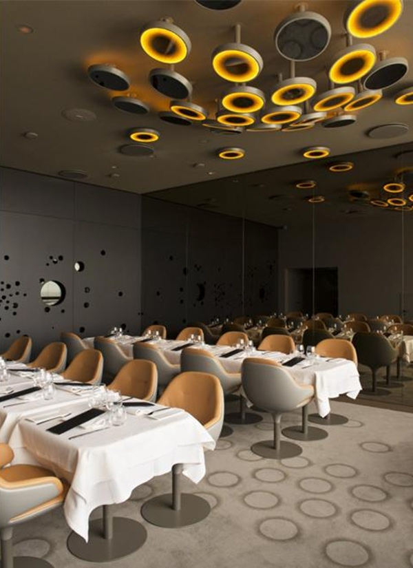 Restaurante Ciel de Paris