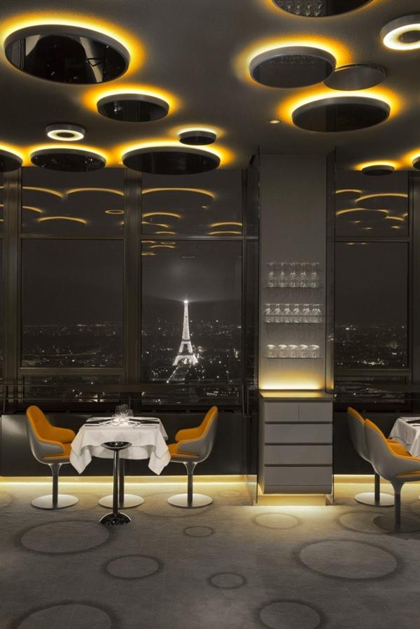 Restaurante em Paris - Torre Montparnasse
