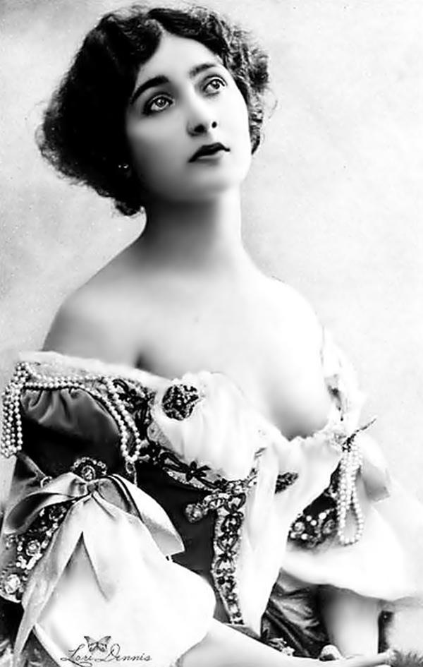 Lina Cavalieri, a Musa de Fornasetti
