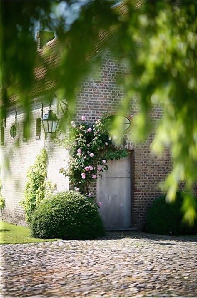 Um pequeno mosteiro