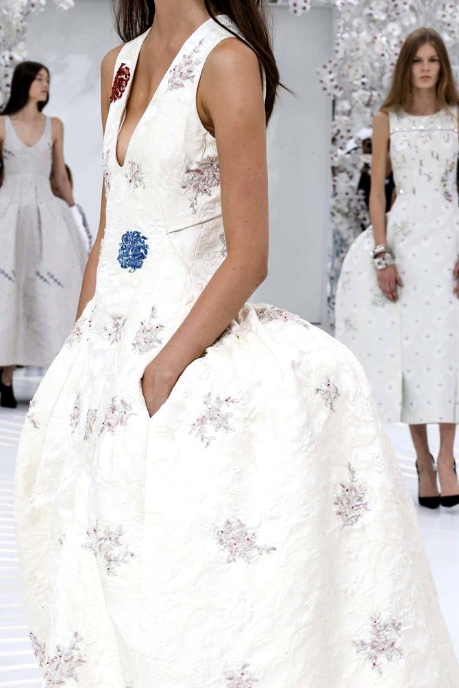 Dior fall 2014 - Tempo da Delicadeza