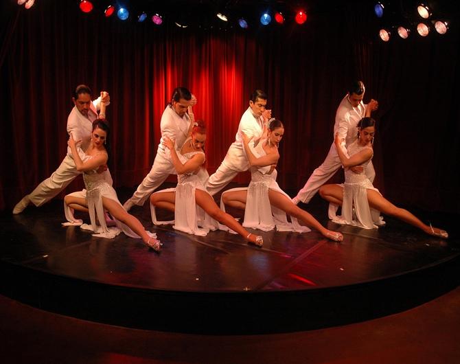 Show de Tango