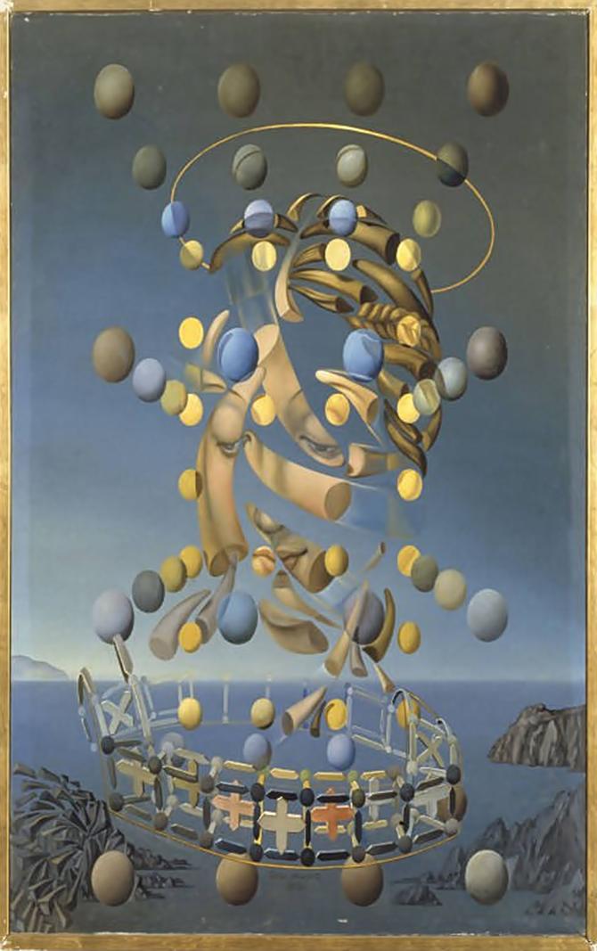 Salvador Dalí | Tempo da Delicadeza