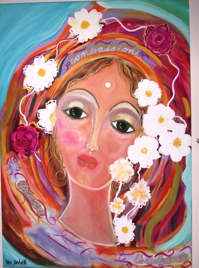Flo Schell Visionary Artist