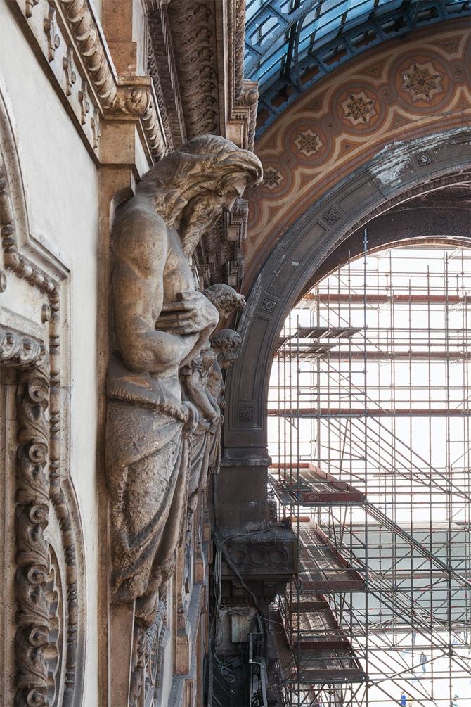 Galleria Vittorio Emanuele II - Tempo da Delicadeza
