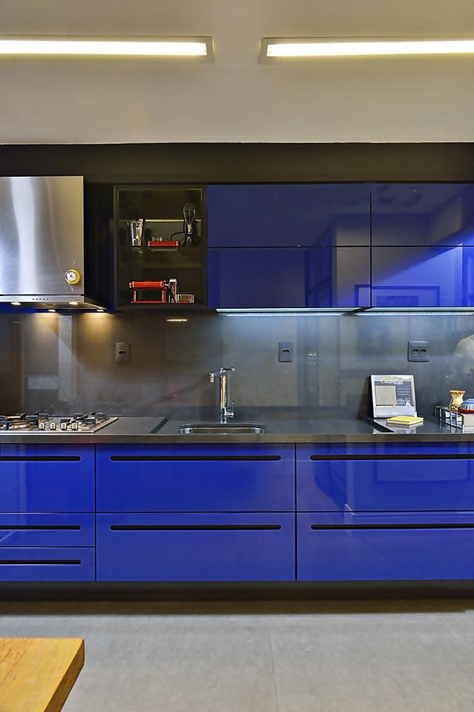 Modern Kitchen   Tempo da Delicadeza