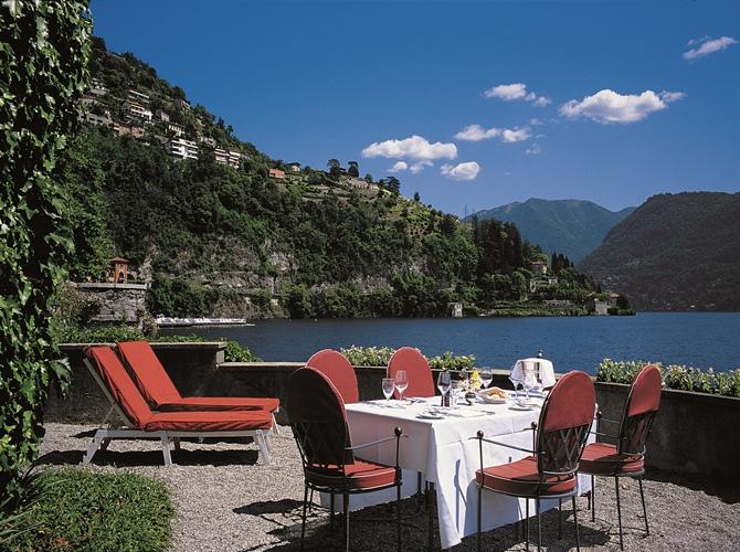 Lago Como - Villa Cima