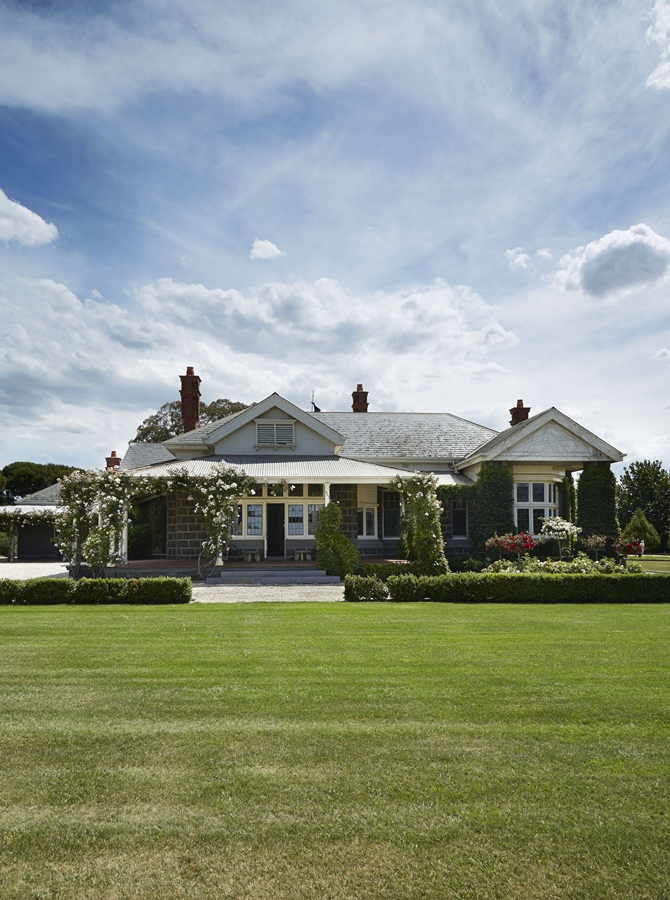 Charming Country House by Greg Natale