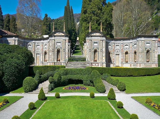 Villa d'Este, Renaissance Garden - Tempo da Delicadeza