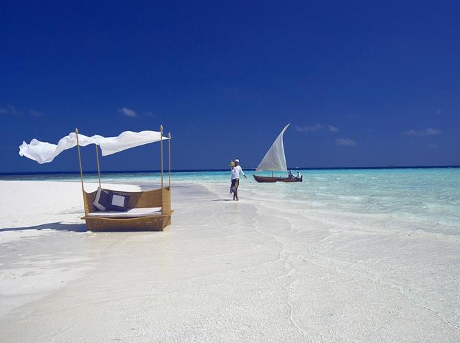 Baros Maldives - Tempo da Delicadeza
