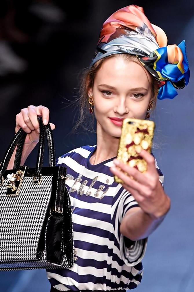 Dolce & Gabbana - Spring 2016 - Tempo da Delicadeza