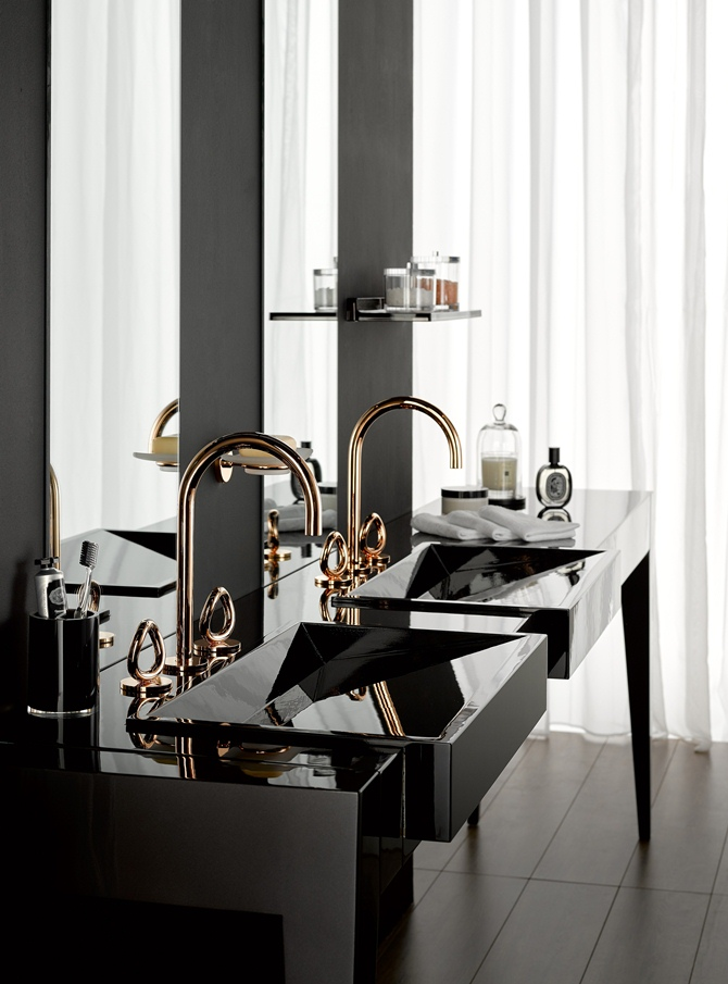 Rose Gold is design trend - Tempo da Delicadeza