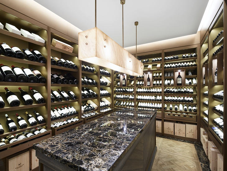 The Wine Palace by Humbert & Poyet