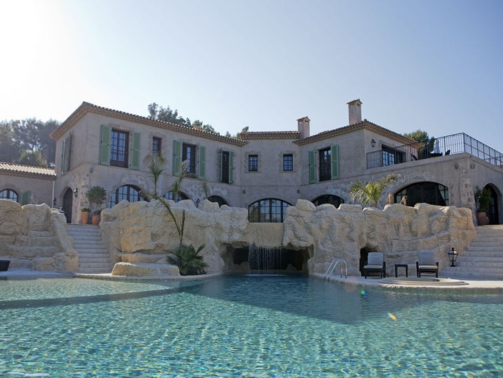 A Villa in the South of France