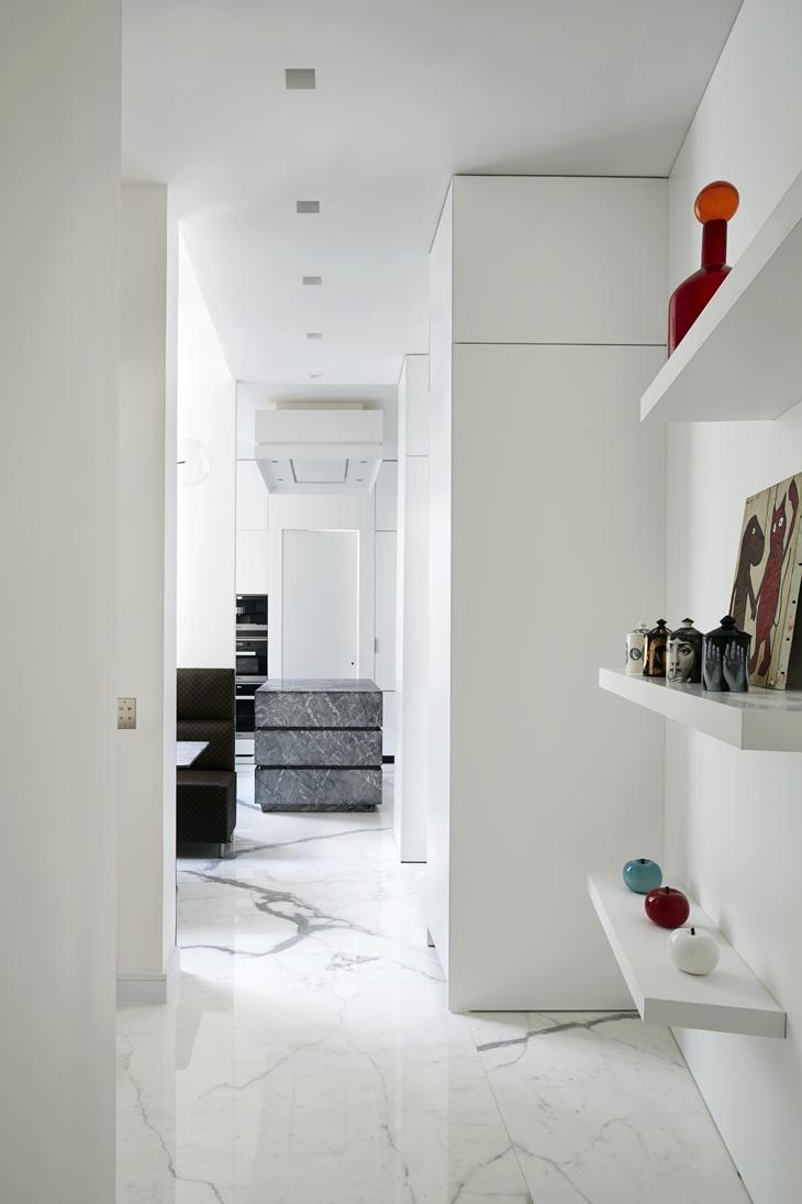 Apartamento em Paris by Stéphanie Coutas