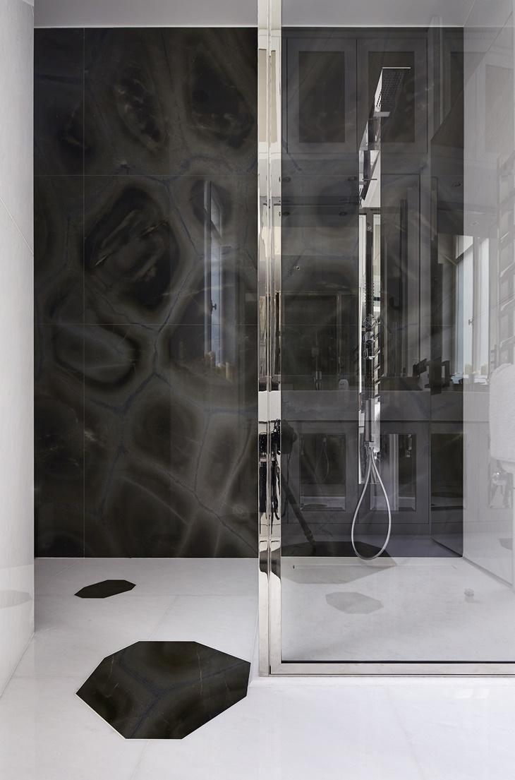 Luxo no Banheiro Contemporâneo