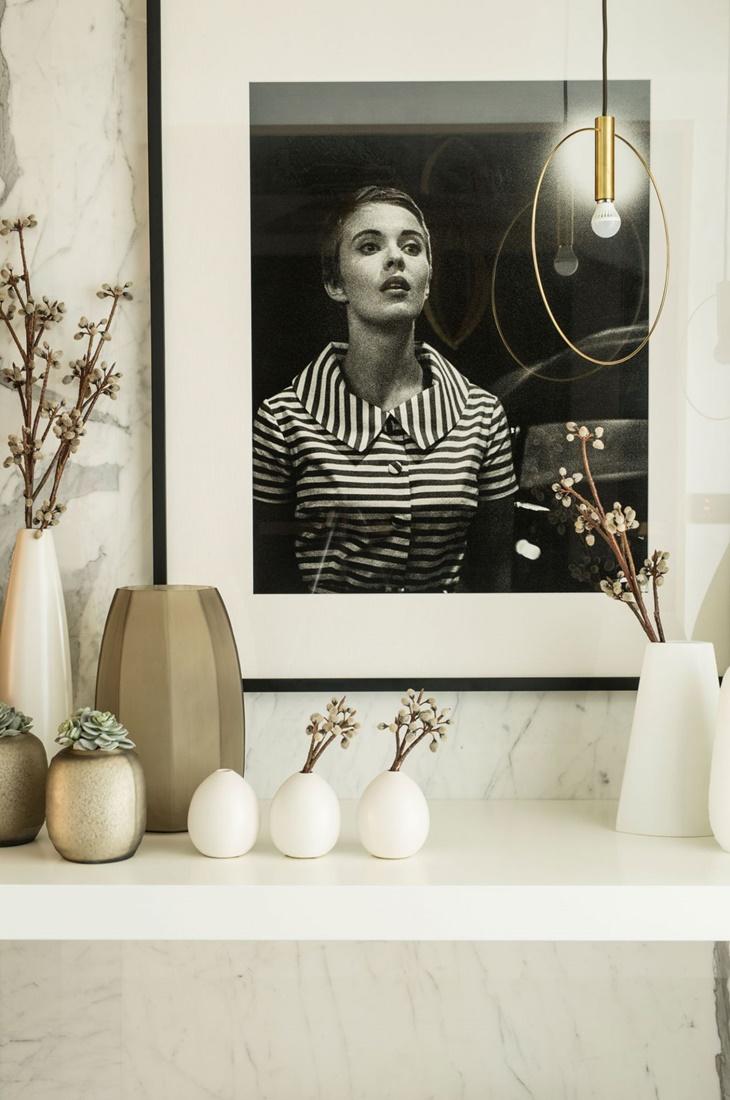 Kelly Hoppen - Fotografias na Decoração