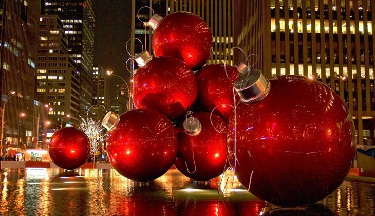Natal em Nova York