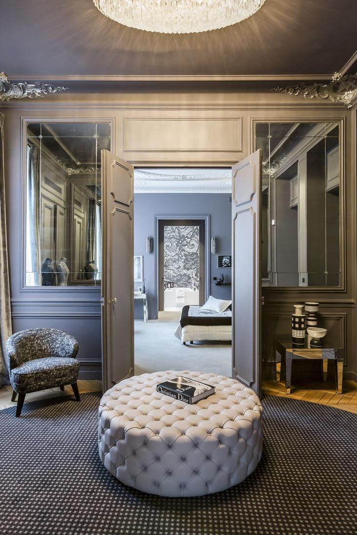 Apartmento em Paris by Gérard Faivre
