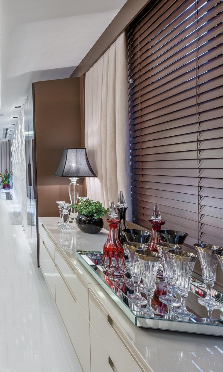 Luxury interior by Saviany Monteiro