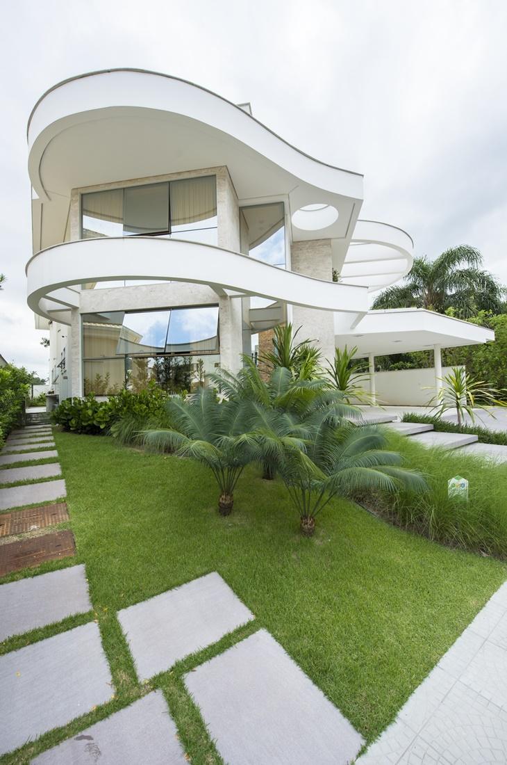 Casa Contemporânea em Florianópolis
