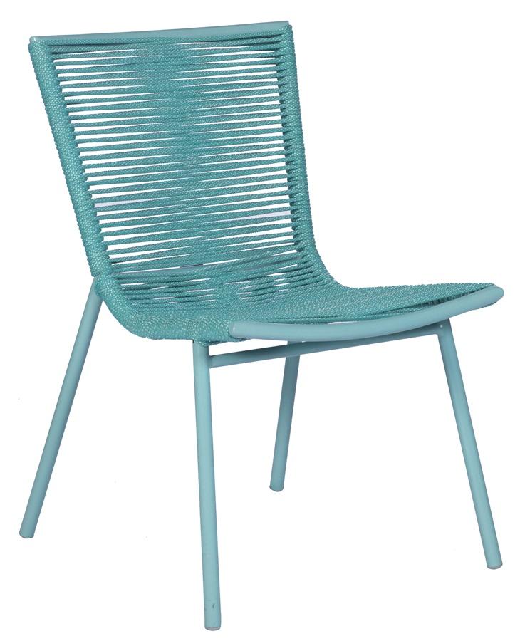 Tidelli -Cadeira Amado em Corda por Alfio Lisi