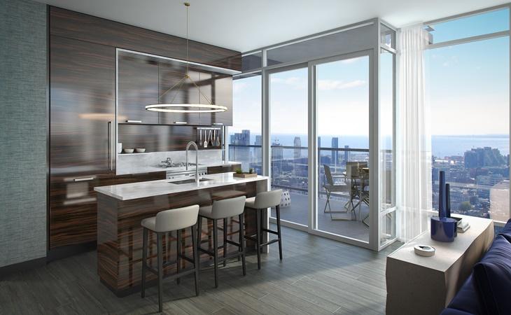 The Residences of 488 University Avenue - Toronto