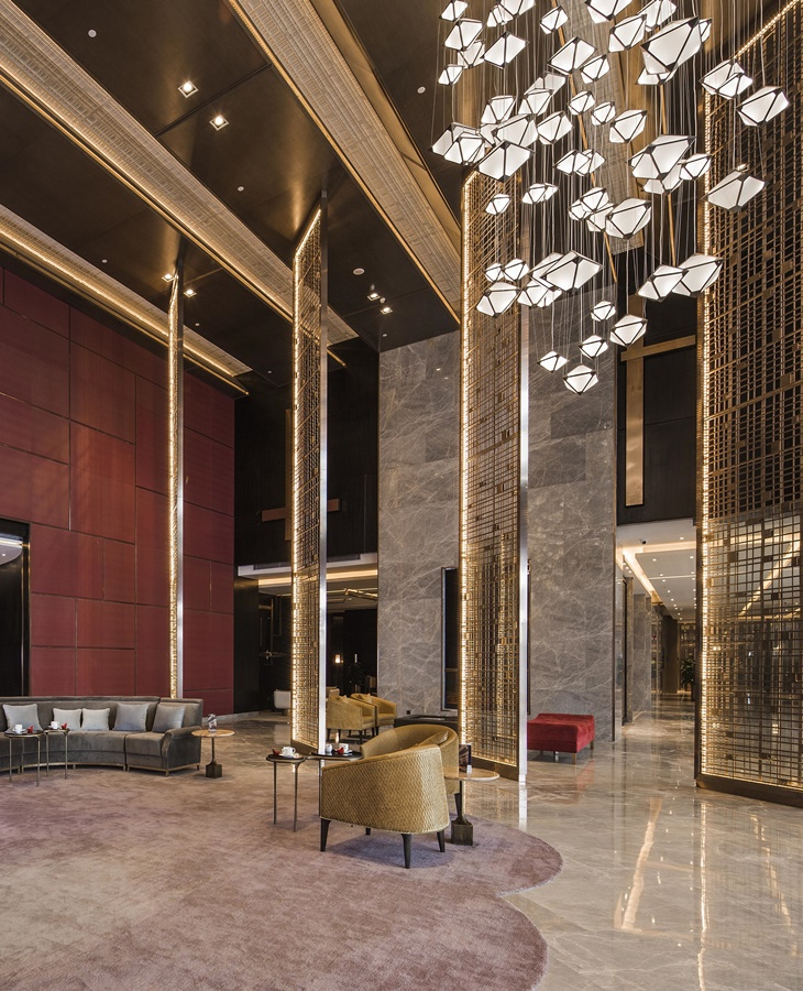 James Lee - QUBE Hotel