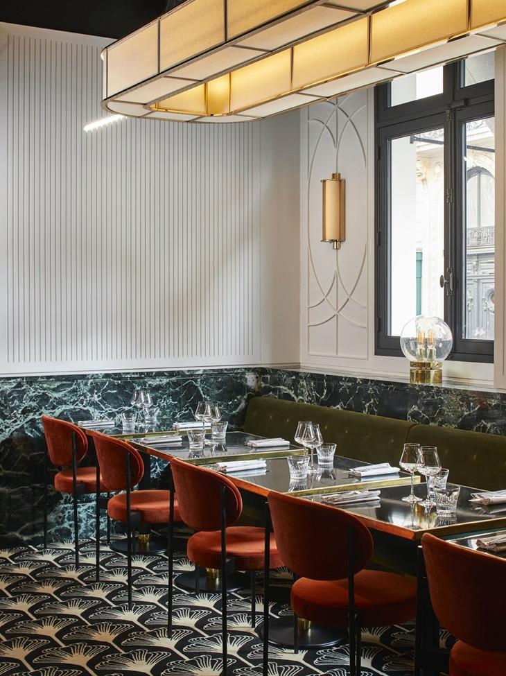 Humbert & Poyet - Beefbar Paris