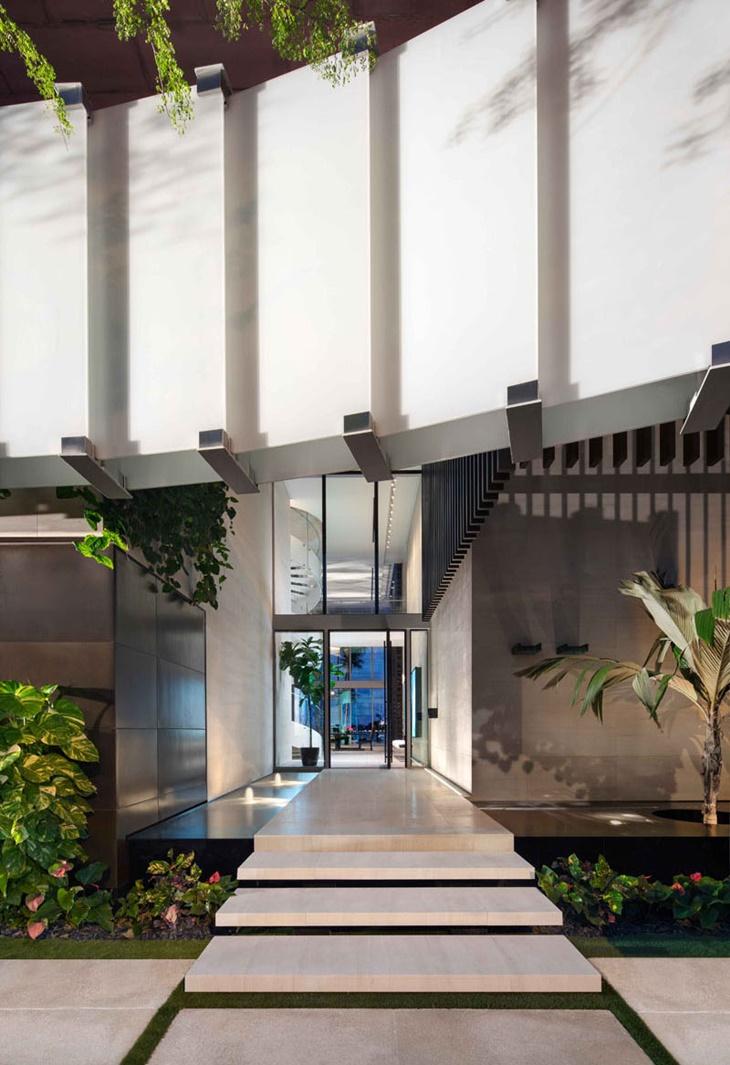 Casa em Miami by SAOTA