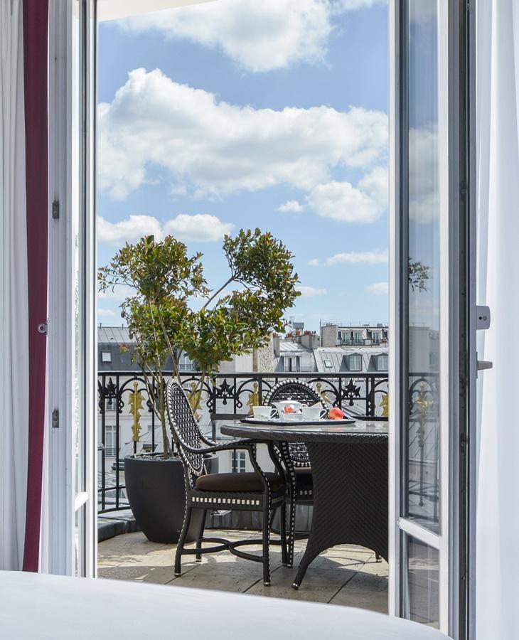 Maison Astor Paris by Studio MHNA