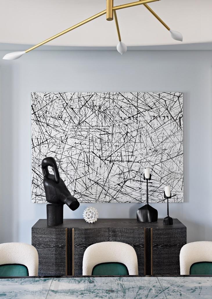 Apartamento com vista panorâmica de Paris