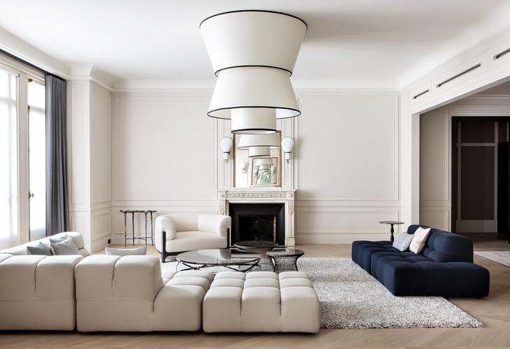 Appartement Rue Beethoven - Paris (300 m2)