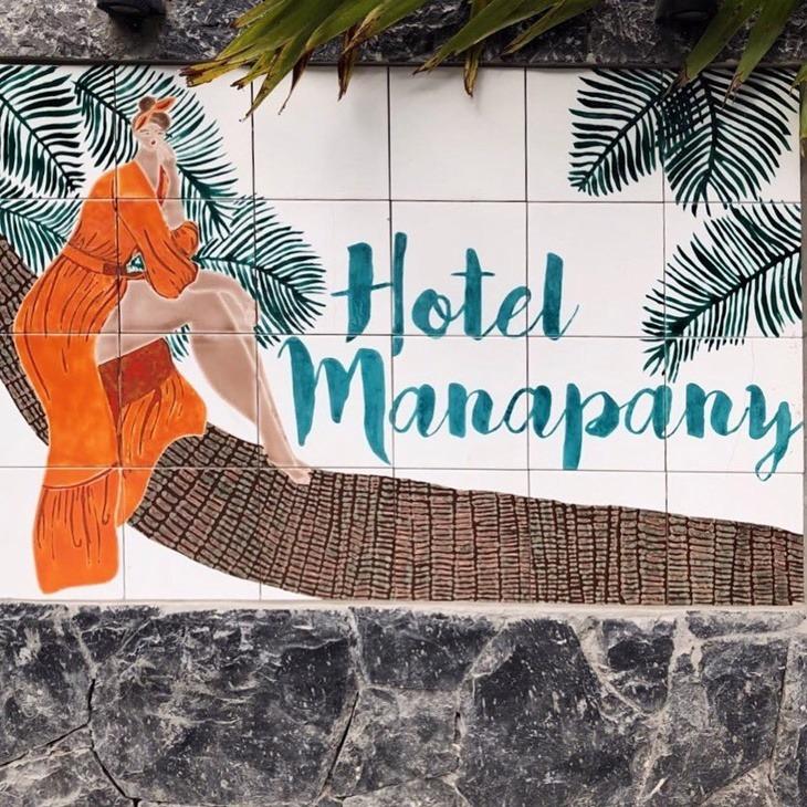 Hotel Manapany por François Champsaur