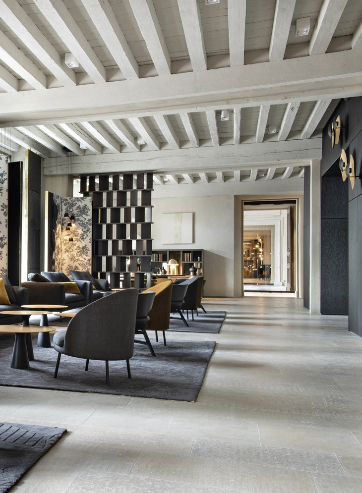 Hotel Intercontinental Dieu by Jean-Philippe Nuel
