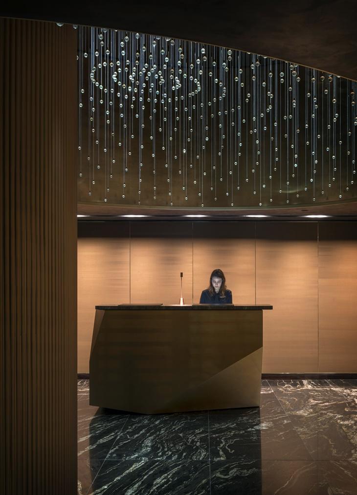 Recepção Four Seasons Hotel São Paulo