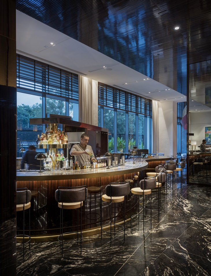 Bar Caju Four Seasons Hotel São Paulo
