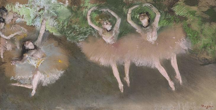 """""""Degas à l'Opéra"""""""