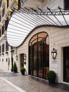 Hotel Eden - Roma