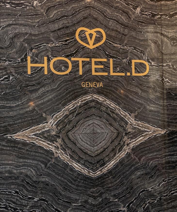 Hotel. D Geneva por Sybille de Margerie