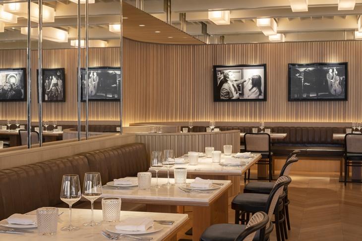Marcus Restaurant _ Montreal