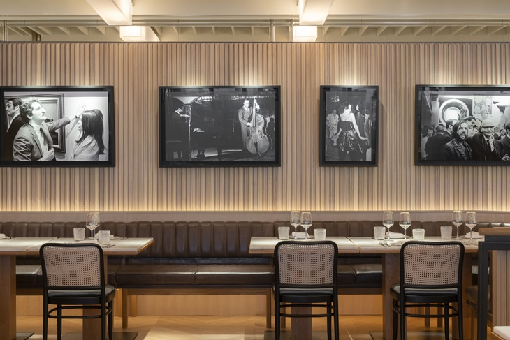 Marcus Restaurant Montreal