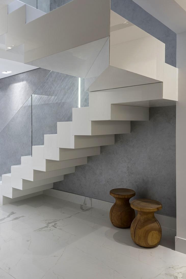 Escada Cascata