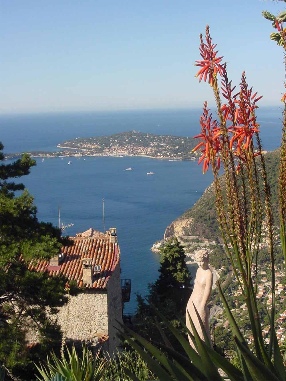 Vista Panorâmica Mediterrâneo