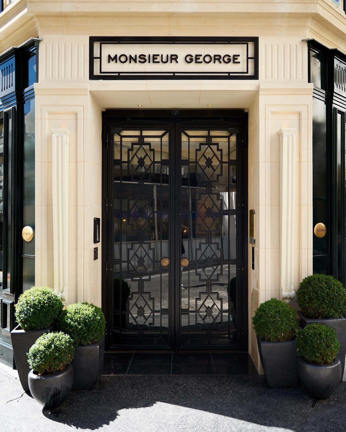 Monsieur George by Anouska Hempel