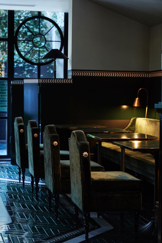 Galanga, Restaurantee Bar