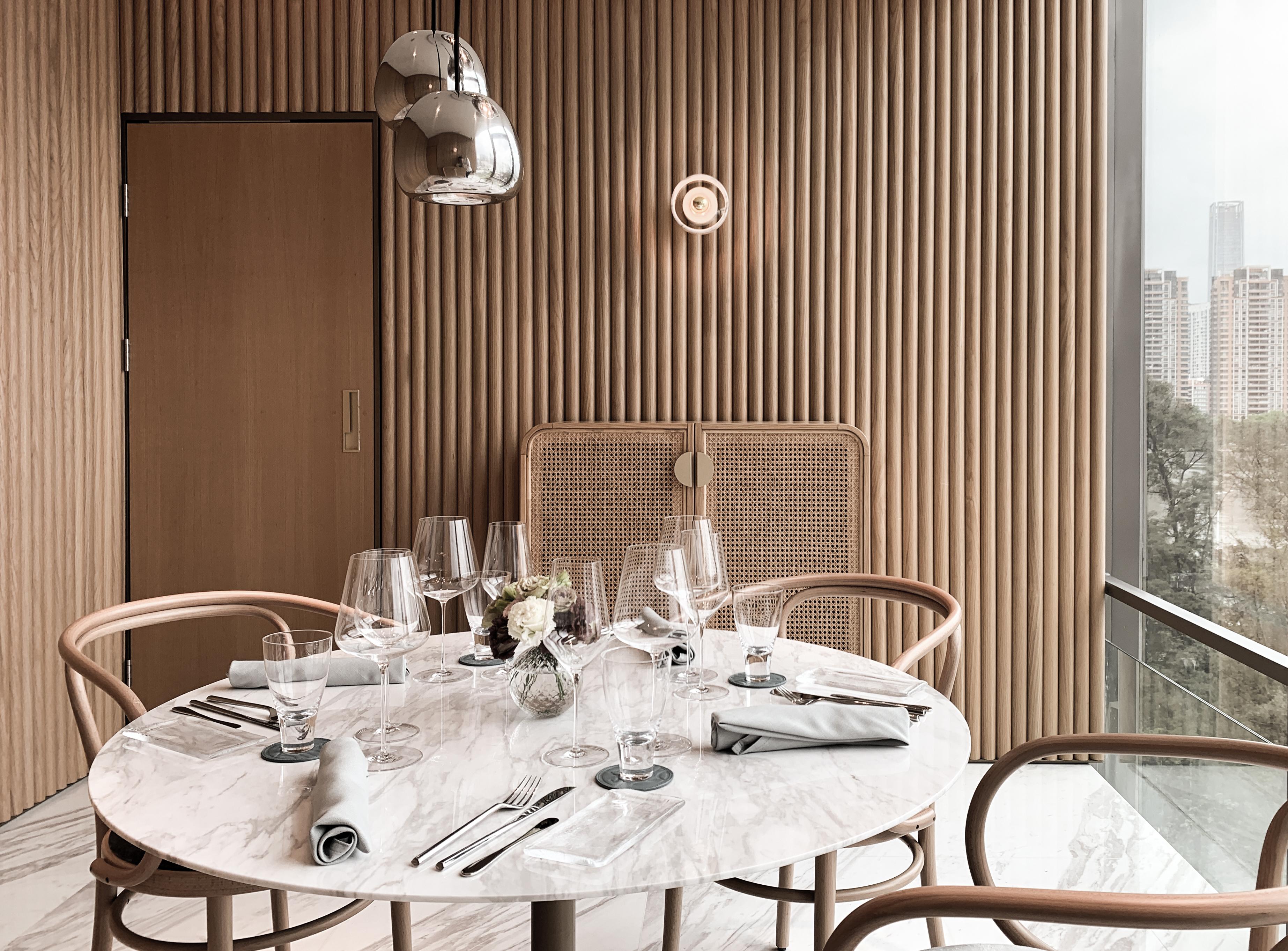 Pearl restaurant Rêver by Wuji Studio